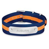 Auburn University NATO ID Bracelet