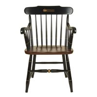 Seton Hall Captain's Chair by Hitchcock