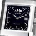 Men's Black Quad Watch with Bracelet - Image 2