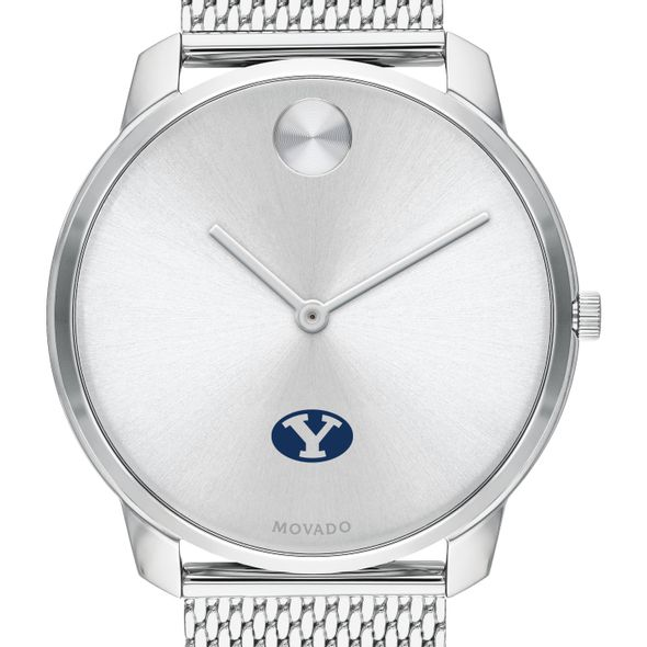 Brigham Young University Men's Movado Stainless Bold 42