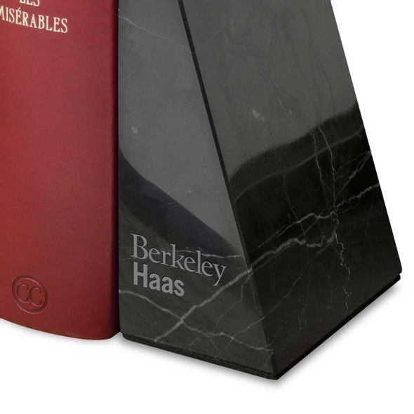 Berkeley Haas Marble Bookends by M.LaHart - Image 2