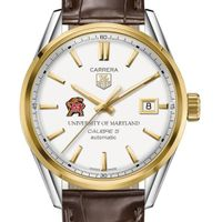 Maryland Men's TAG Heuer Two-Tone Carrera with Strap
