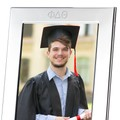 Phi Delta Theta Polished Pewter 5x7 Picture Frame - Image 2