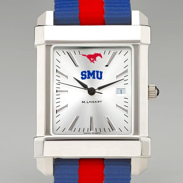 Southern Methodist University Collegiate Watch with NATO Strap for Men
