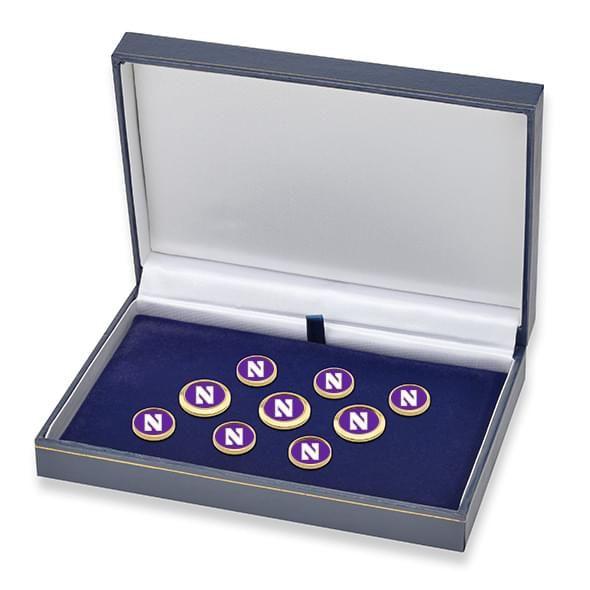 Northwestern Blazer Buttons - Image 2