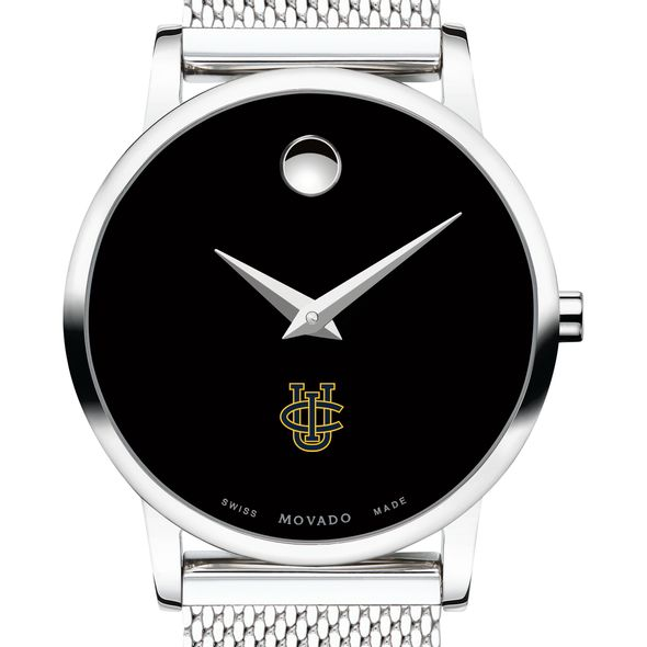 University of California, Irvine Women's Movado Museum with Mesh Bracelet