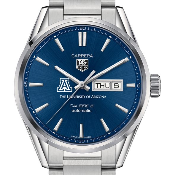 University of Arizona Men's TAG Heuer Carrera with Day-Date