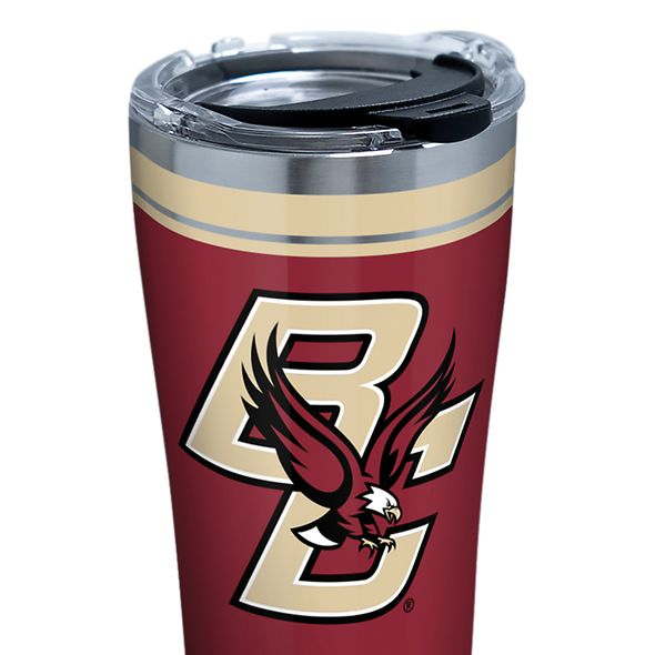 Boston College 20 oz. Stainless Steel Tervis Tumblers with Hammer Lids - Set of 2 - Image 2