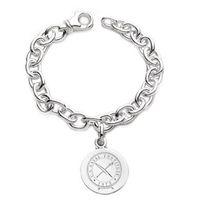 USNI Sterling Silver  Charm Bracelet