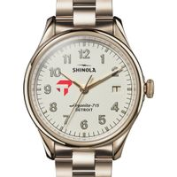 Tepper Shinola Watch, The Vinton 38mm Ivory Dial