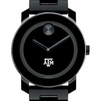 Texas A&M University Men's Movado BOLD with Bracelet