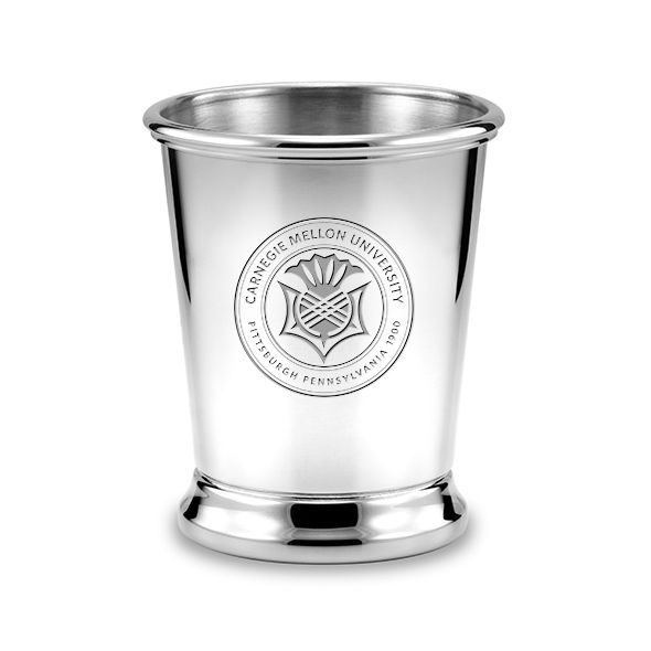 Carnegie Mellon University Pewter Julep Cup