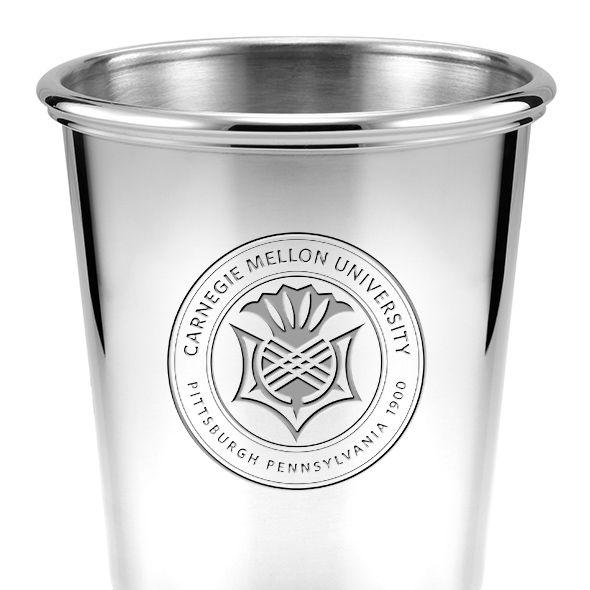 Carnegie Mellon University Pewter Julep Cup - Image 2
