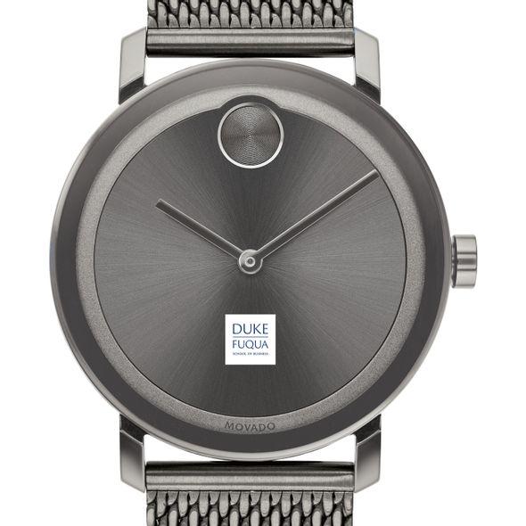 The Fuqua School of Business Men's Movado BOLD Gunmetal Grey with Mesh Bracelet - Image 1