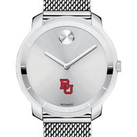 Boston University Women's Movado Stainless Bold 36