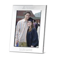 University of Arizona Polished Pewter 5x7 Picture Frame