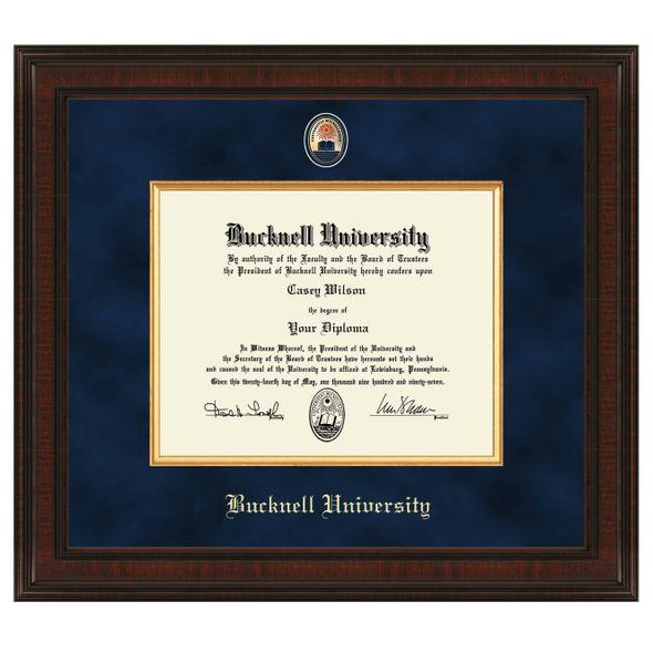 Bucknell Diploma Frame - Excelsior
