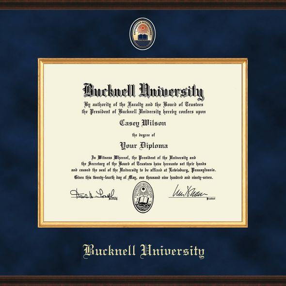 Bucknell Diploma Frame - Excelsior - Image 2