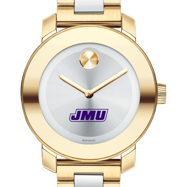 James Madison Women's Movado Two-Tone Bold