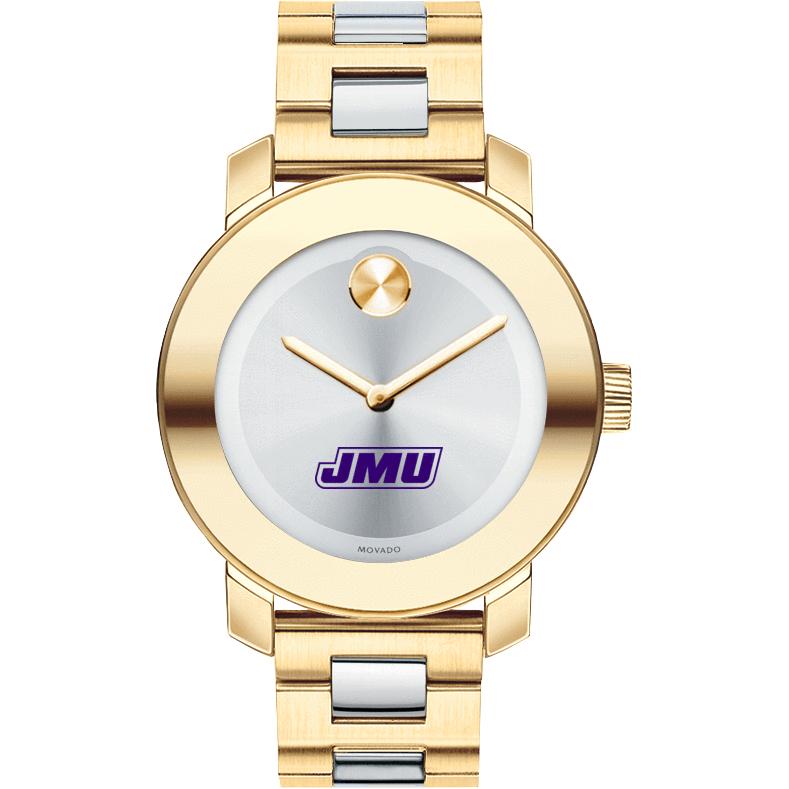 James Madison Women's Movado Two-Tone Bold - Image 2