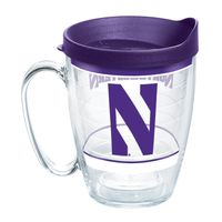 Northwestern 16 oz. Tervis Mugs- Set of 4