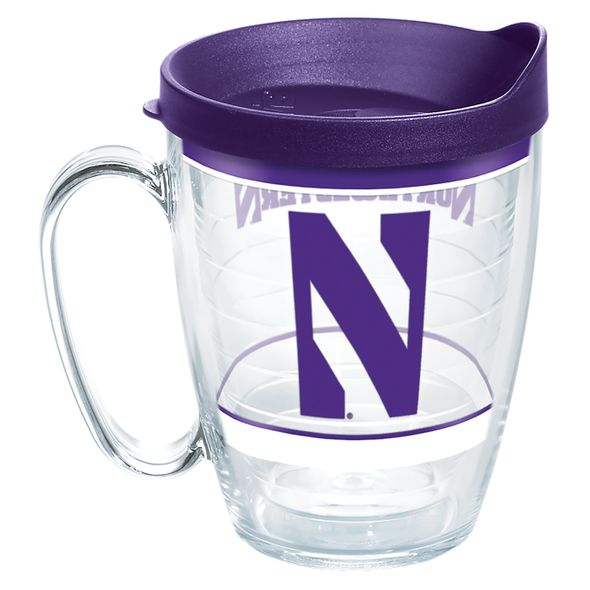 Northwestern 16 oz. Tervis Mugs- Set of 4 - Image 2