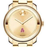 Arizona State Men's Movado Gold Bold