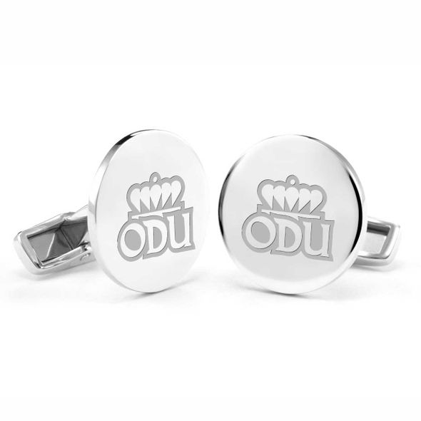 Old Dominion Cufflinks in Sterling Silver