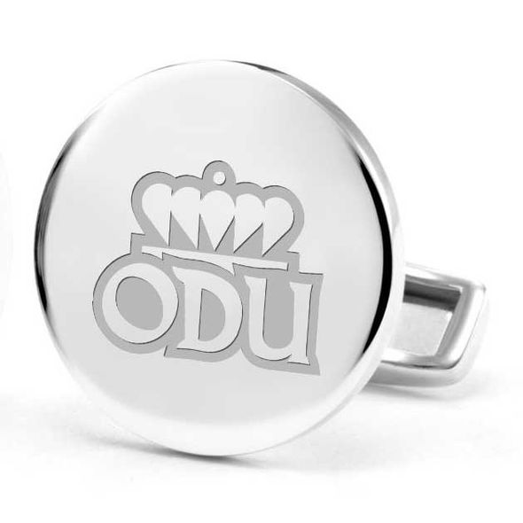 Old Dominion Cufflinks in Sterling Silver - Image 2