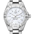 Columbia Business Women's TAG Heuer Steel Aquaracer w MOP Dial - Image 1