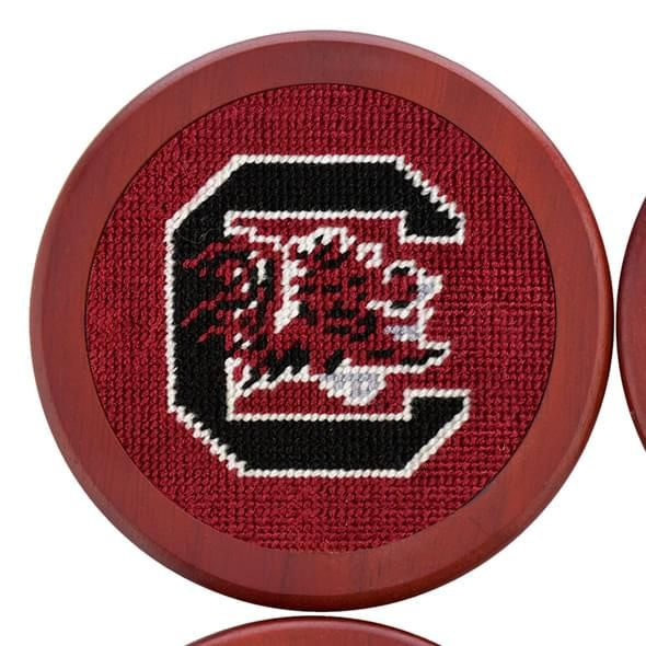 South Carolina Needlepoint Coasters - Image 2