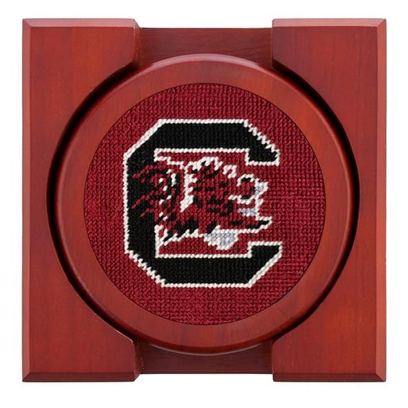 South Carolina Needlepoint Coasters - Image 3
