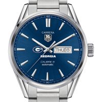 University of Georgia Men's TAG Heuer Carrera with Day-Date