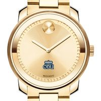 Old Dominion Men's Movado Gold Bold
