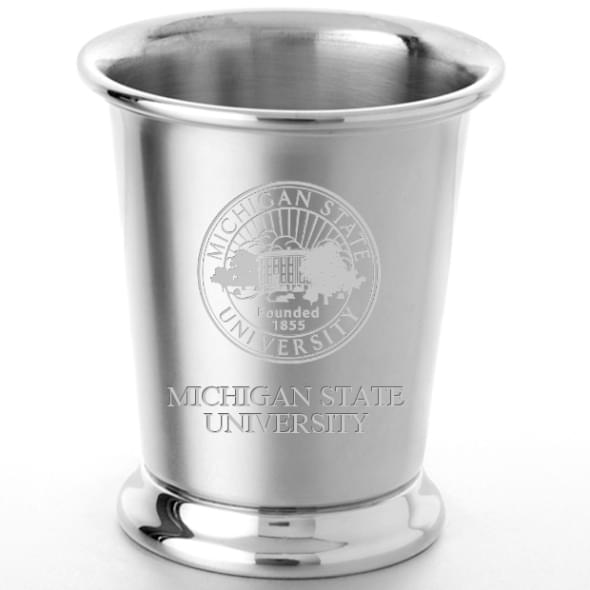 Michigan State Pewter Julep Cup - Image 2