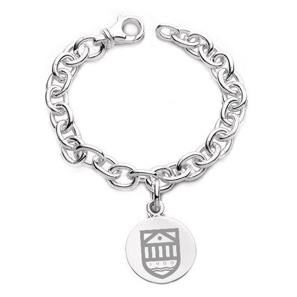 Tuck Sterling Silver Charm Bracelet
