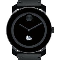 Gonzaga Men's Movado BOLD with Leather Strap