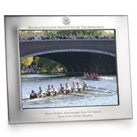 Polished Pewter 8x10 Picture Frame (Landscape)