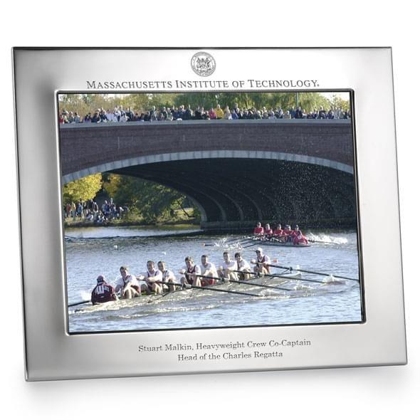 Polished Pewter 8x10 Picture Frame (Landscape) - Image 2
