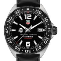 Ohio State Men's TAG Heuer Formula 1 with Black Dial