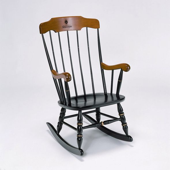 Wisconsin Rocking Chair by Standard Chair - Image 1
