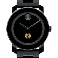 University of Notre Dame Men's Movado BOLD with Bracelet