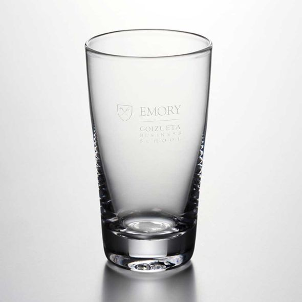 Emory Goizueta Ascutney Pint Glass by Simon Pearce