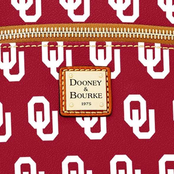 Oklahoma  Dooney & Bourke Triple Zip Bag - Image 2