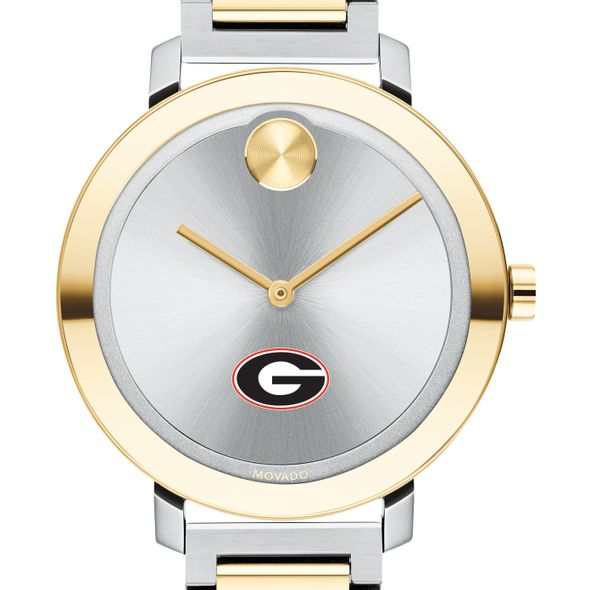 University of Georgia Women's Movado Two-Tone Bold 34
