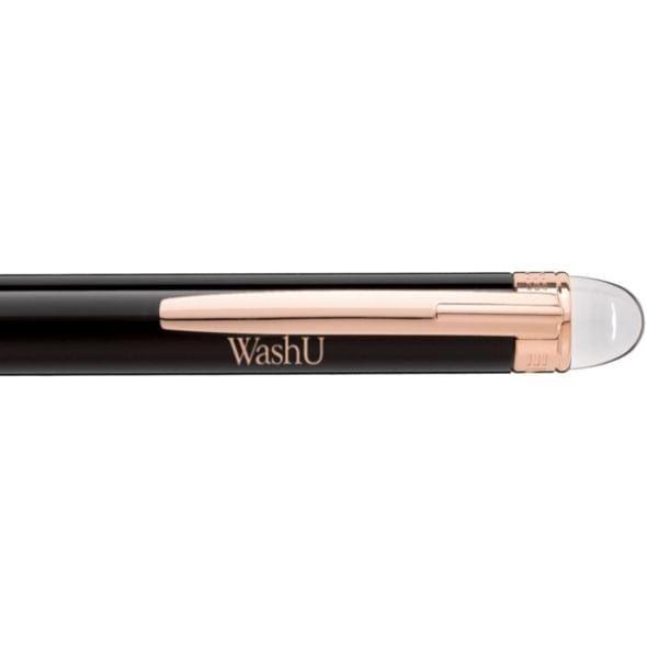WUSTL Montblanc StarWalker Ballpoint Pen in Red Gold - Image 2