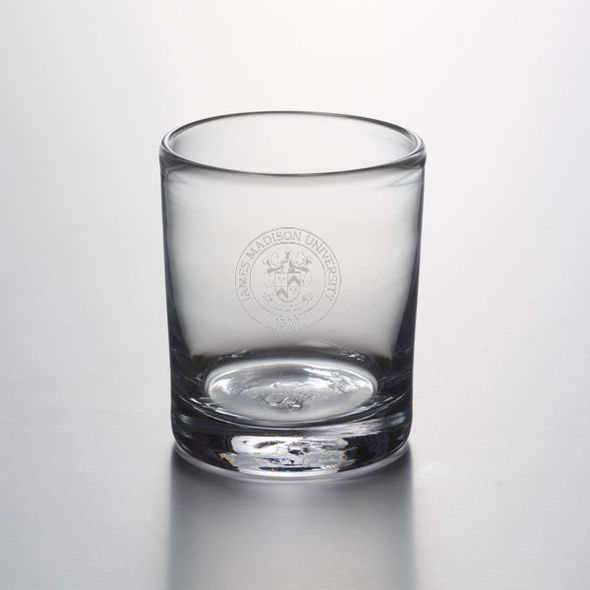 James Madison Double Old Fashioned Glass by Simon Pearce