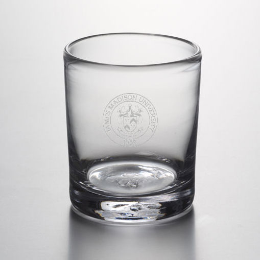 James Madison Double Old Fashioned Glass by Simon Pearce - Image 2