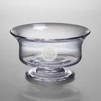 Merchant Marine Academy Medium Glass Revere Bowl by Simon Pearce
