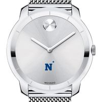 US Naval Academy Men's Movado Stainless Bold 44